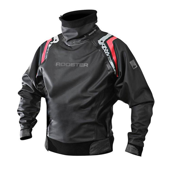 Rooster Sailing Spray Top Black