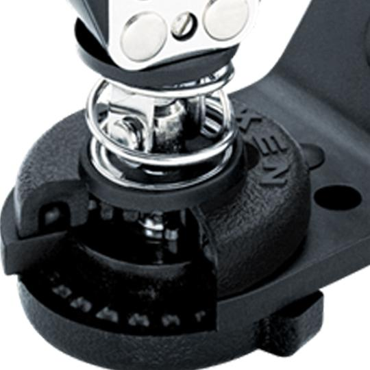 Harken 144 Standard Cam Cleat Base Swivel S