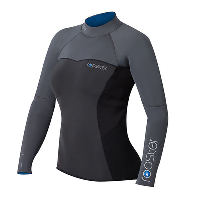 Rooster Sailing Neoprene Winter Top Girls
