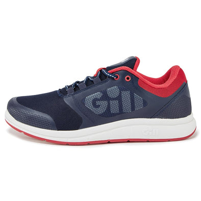 Gill Sailing Trainers Mawgan Navy