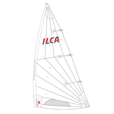 ILCA7 Laser Standard MKII sail oficial