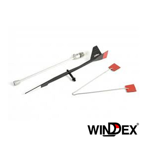 Windex wind indicator vane for small boats