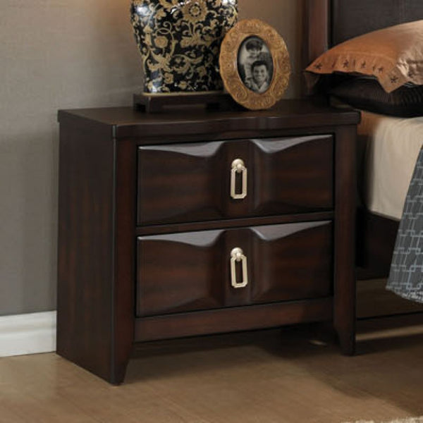 Acme Lancaster Nightstand in Espresso 24573 image