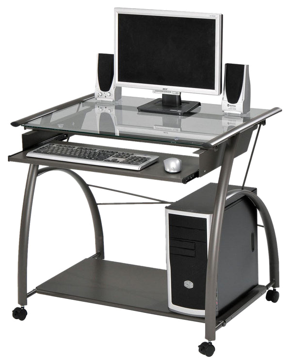 Acme Vincent Metal Computer Desk 00118 image