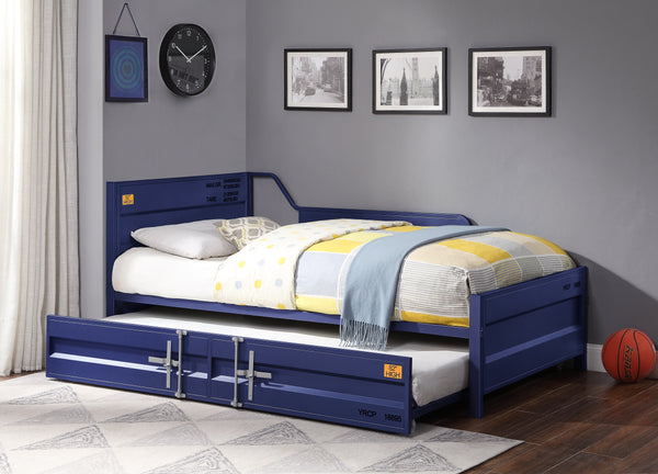 Cargo Blue Daybed & Trundle (Twin Size) image