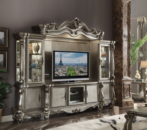 Versailles Antique Platinum TV Stand image