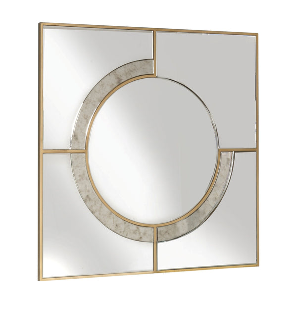 Hanne Mirrored Wall Decor image