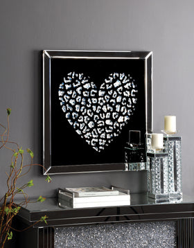 Talisha Mirrored Wall Art