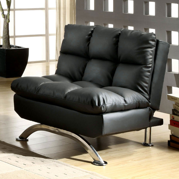 Aristo Black Chair, Black image