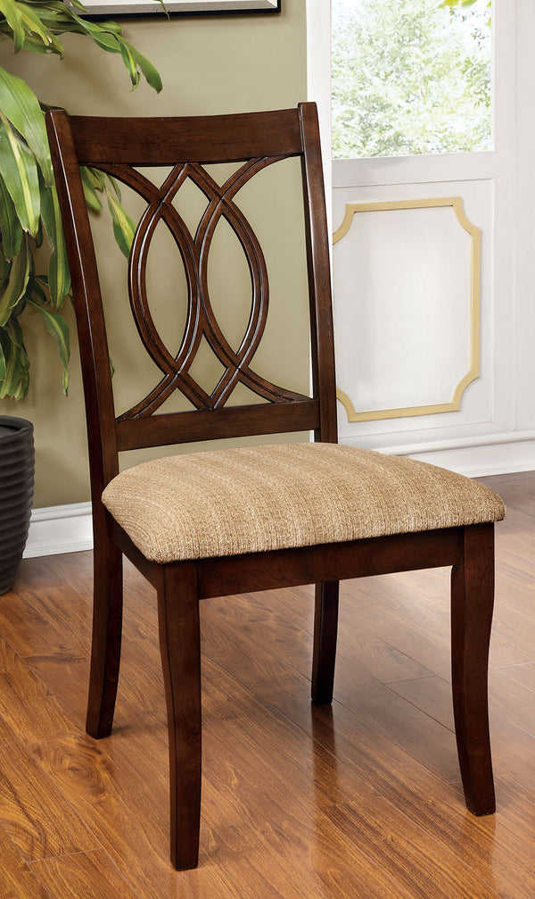 Carlisle Brown Cherry Side Chair (2/CTN) image