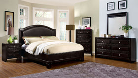 Winsor Espresso 5 Pc. Queen Bedroom Set w/ 2NS