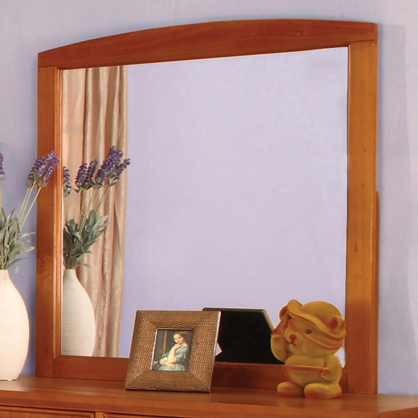 Omnus Oak Mirror image