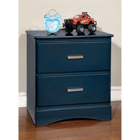 PRISMO Blue Night Stand