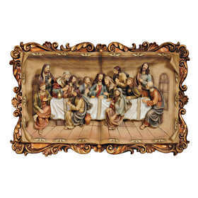 Homili Multi Last Supper Plaque