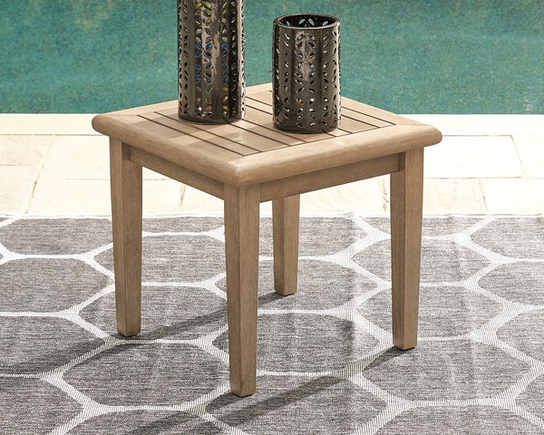 Gerianne Signature Design by Ashley Outdoor End Table image