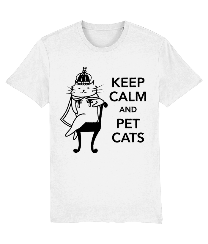 Keep Calm and Pet Cats Collection