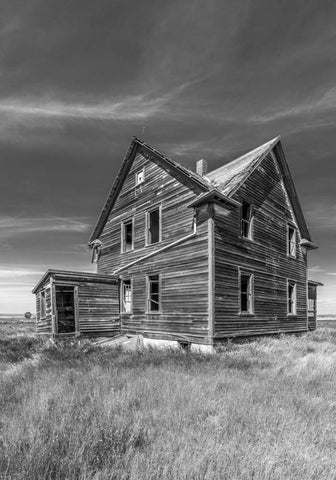 Abandoned, Red Coat Trail, Saskatchewan 2013