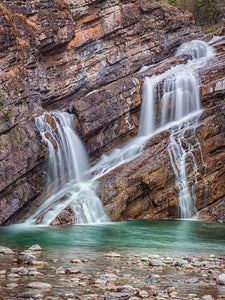 Crescent Falls, Waterton, Alberta 2001