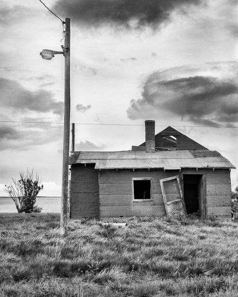 Farmstead Exterior, Foremost, Alberta, 1993
