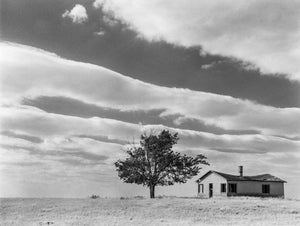 Corduroy Clouds, Mossleigh, Alberta, 2001