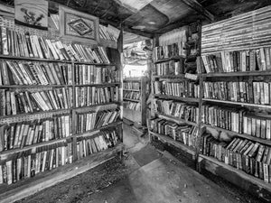 Slab City Library #1, Salton Sea