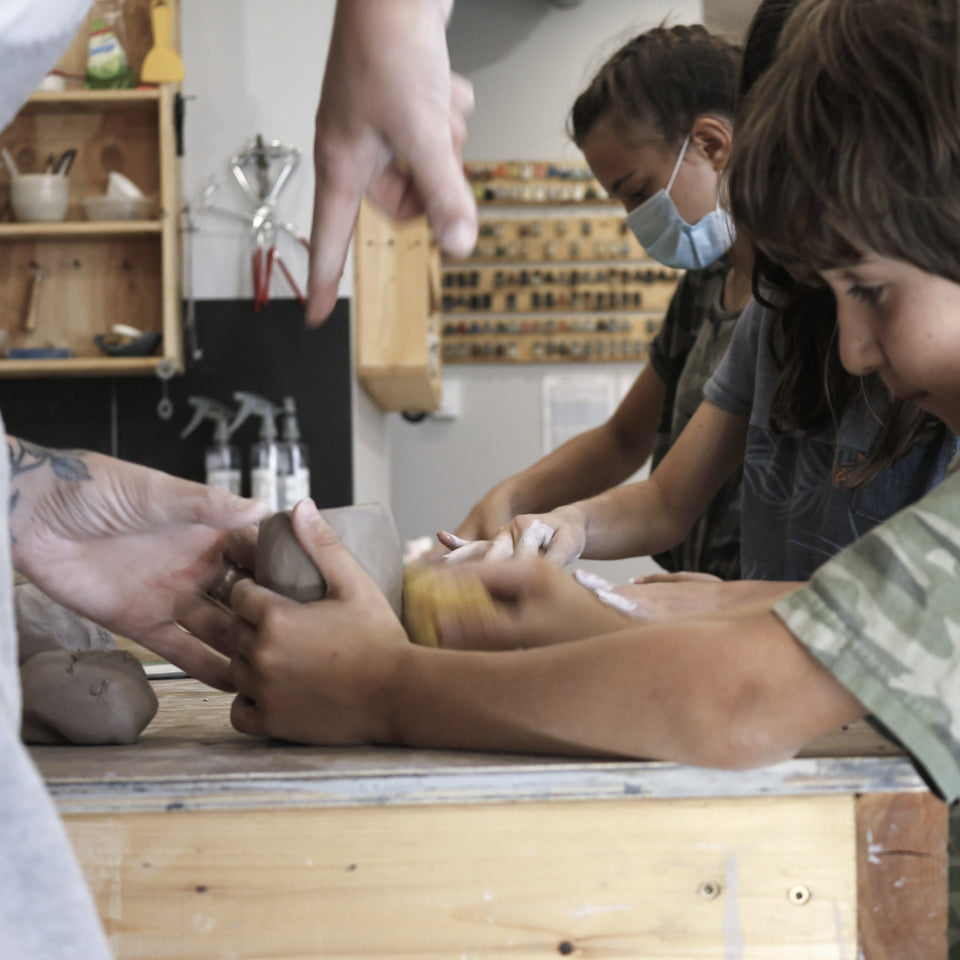 FAMILY CERAMIC WORKSHOP