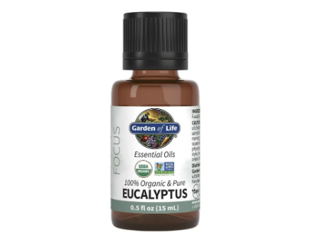 Garden of Life Eucalyptus Essential Oil