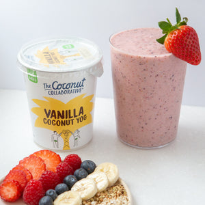 Vanilla Yog Berry Smoothie