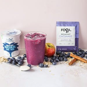 Foga x Oat Collaborative Prebiotic Breakfast Smoothie