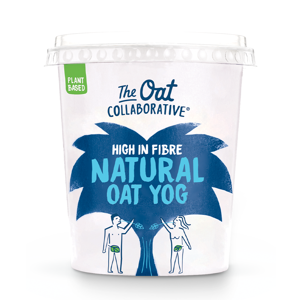 6-Pack Natural Oat Yog