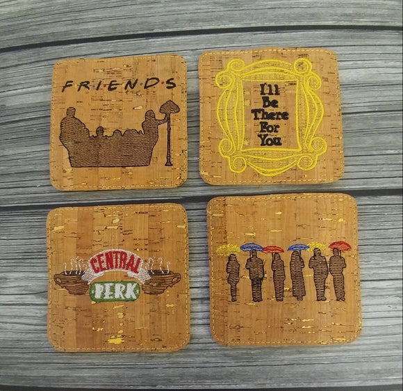 Friends Coasters