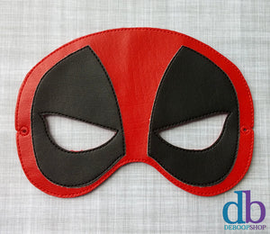 Dead Pool Vinyl Play Mask