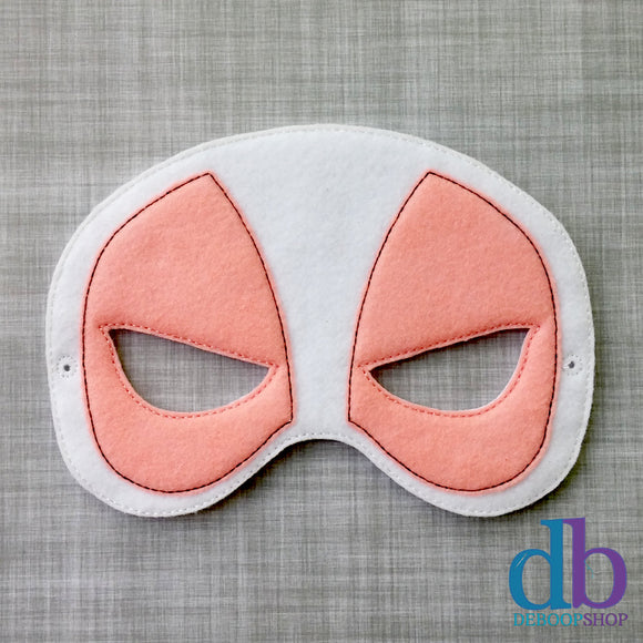 Gwen Pool Felt Play Mask