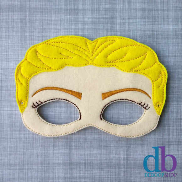 Alice Felt Play Mask