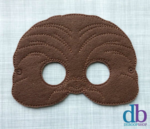 Chewy Felt Play Mask