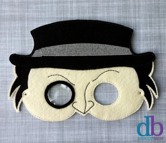 Penguin Villian Play Mask