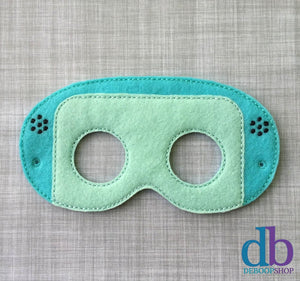 Beemo Felt Play Mask