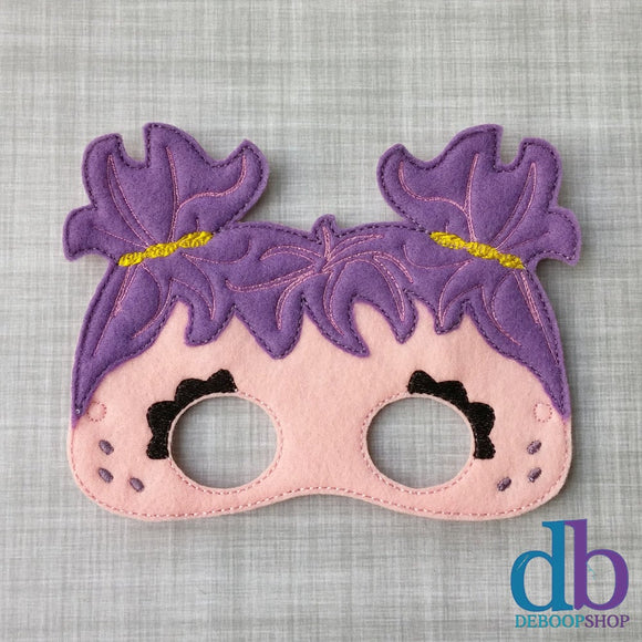 Abby Cadabby Felt Play Mask