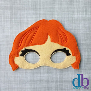 Julia Felt Play Mask