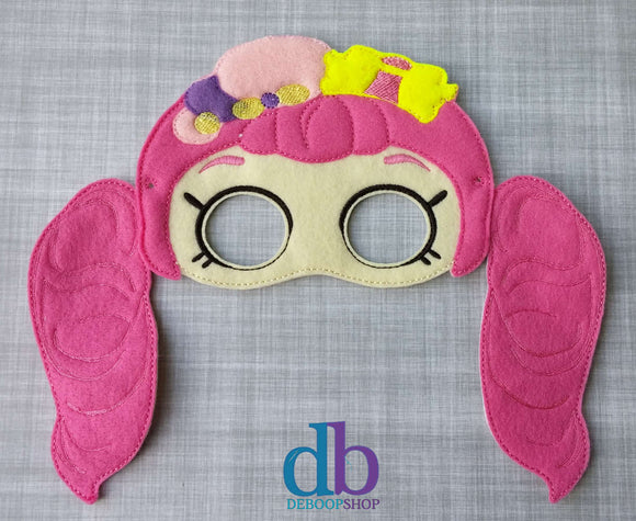 Shopping Babs Felt Play Mask