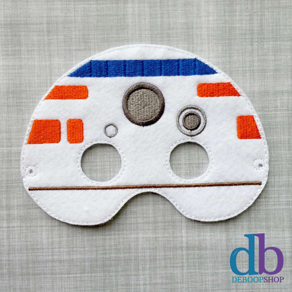 BB Bot Felt Play Mask