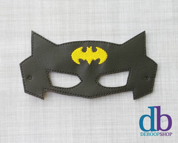 Batman Felt Play Mask from DeBoop Shop