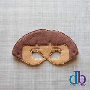 Dora the Girl Explorer Felt Play Mask