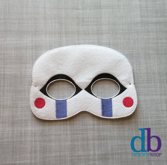 Puppet Felt Play Mask