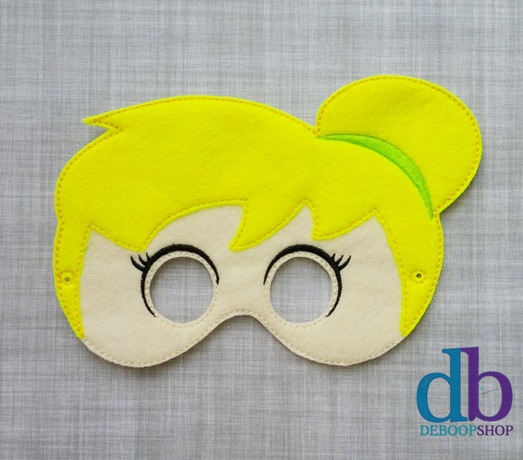 Fairy Felt Play Mask