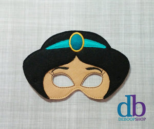 Princess Jasmine Mask