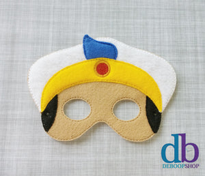 Prince Aladdin Play Mask