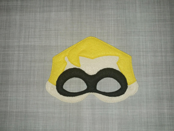Incredible Super Hero Dad Felt Play Mask