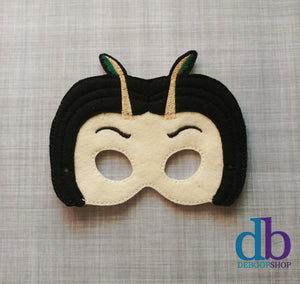 Mantis Felt Play Mask