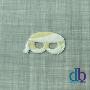 Mummy Felt Play Mask